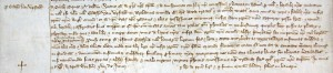Letter of denization issued to Godfrey van Upstall, born in Brabant